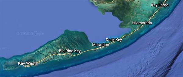 The Florida Keys Earth View