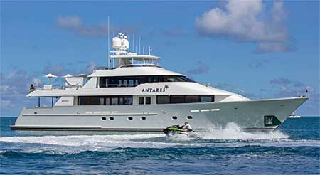 SPECIAL CHARTER OFFER ANTARES
